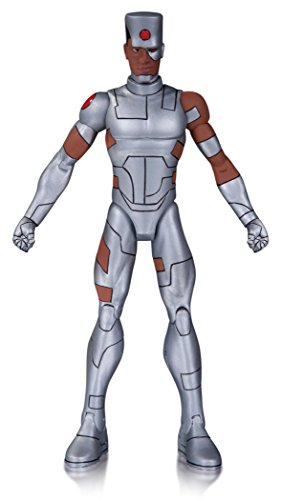 DC Collectibles DC Comics Designer Series: Terry Dodson Teen Titans: Earth One: Cyborg Action Figure