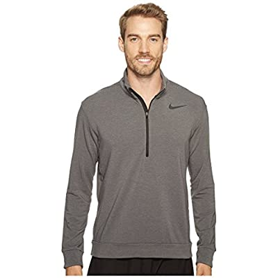 Top Nike Dry Long Sleeve 1/4 Zip-Up Mens Training Top for sale