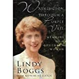 img - for Washington Through a Purple Veil: Memoirs of a Southern Woman by Boggs Lindy (1994-11-01) Hardcover book / textbook / text book