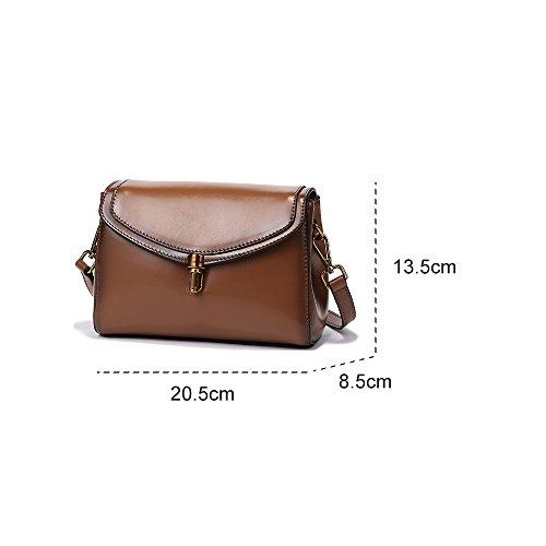 Small Leather Bag Bag Shoulder Bag Female Messenger Bag GAOYANG wX41TT