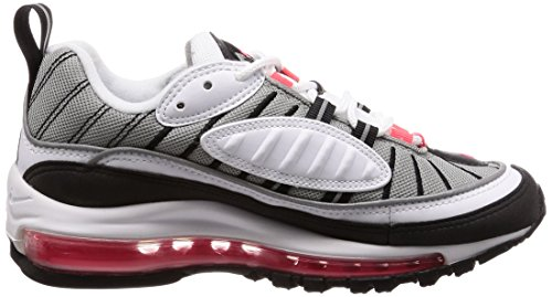 Max Reflect Blanc de Silver Red Dust Gymnastique Air 98 Solar Femme Chaussures 104 W White NIKE EwgqOAg