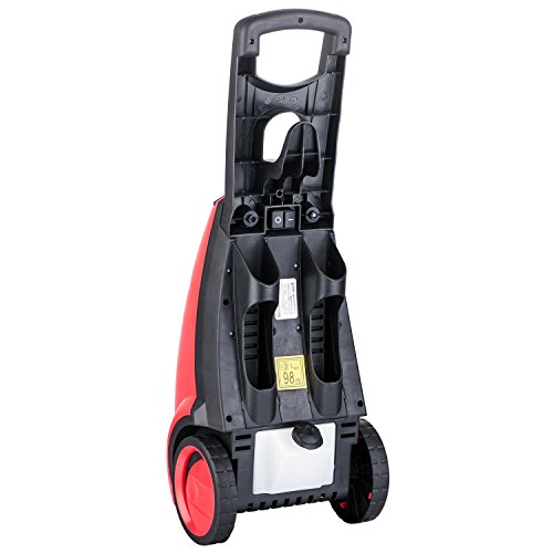 Homdox 1800w Electric Pressure Washer 2200psi 1 6 Gpm With