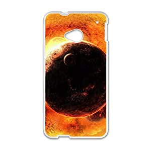 Happy Sky Phone Case for HTC One M7 case