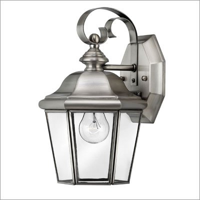 Hinkley Lighting 2420OI Clifton Park Outdoor Wall Lantern in Olde Iron