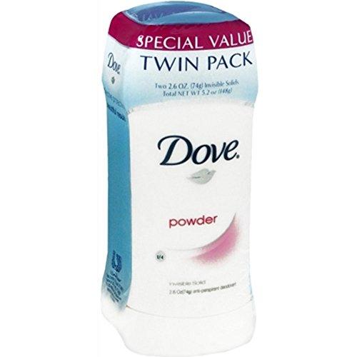 Dove Anti Perspirant Deodorant Invisible Powder