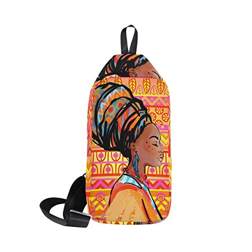 Bennigiry Shoulder Sling Men Bag amp; Backpack Waterproof Cross Girl Chest Body Women African For Small ArtwqYxrH