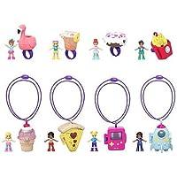 Mattel Pequeñas Joyas Polly Pocket, Color 3 (ghl06)