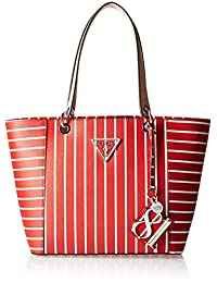 GUESS Kamryn Red Stripe - Bolso