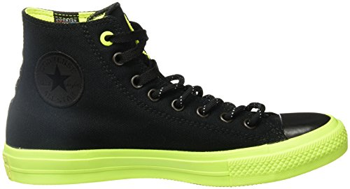 Converse Mens All Star Hero Chuck Ii Hi Sneaker Black / Volt
