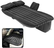 VaygWay Inflatable Car Air Mattress – Air Bed with Pump Kit – Back Seat Travel Air Mattress – Camping Vacation