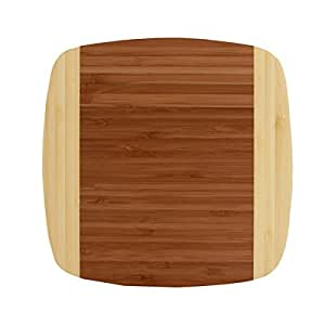 Totally Bamboo Molokini Thin Cutting Board