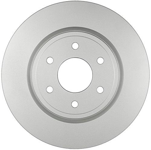 Bosch 40011066 QuietCast Premium Disc Brake Rotor For: Nissan Frontier, Pathfinder, Xterra; Suzuki Equator, Front