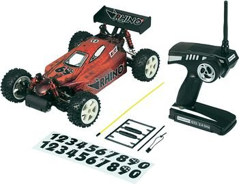 Reely 1:10 electric buggy model car Rhino II 4WD EP-250B RtR