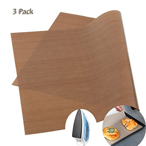 Best peicees extra large teflon ptfe sheet for heat press for Non stick craft sheet large