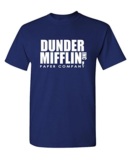 dunder-mifflin-office-show-paper-company-mens-cotton-t-shirt-l-navy