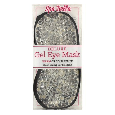Spa Bella Deluxe Gel Eye Mask Warn & Cold