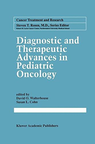 Diagnostic and Therapeutic Advances in Pediatric Oncology (Cancer Treatment and Research) Pdf