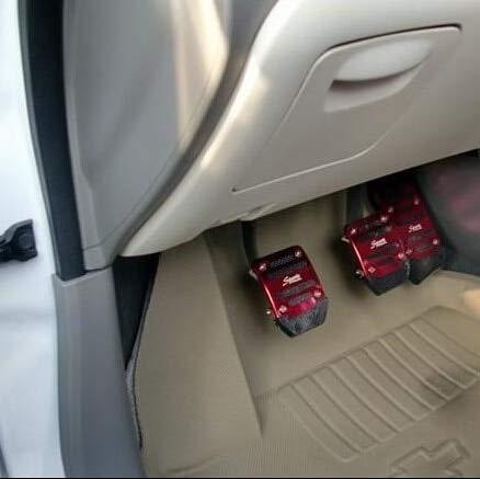Funda para Pedal de Freno de Gas para Honda CRV Accord Odeysey Crosstour Fit Jazz City Civic Jade Crider Spirior: Amazon.es: Hogar