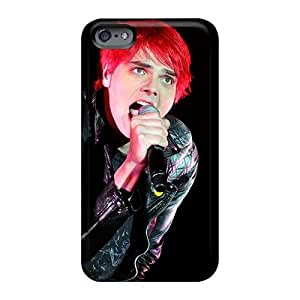 Casecover88 Apple Iphone 6s Plus Perfect Cell-phone Hard Cover Unique Design High-definition My Chemical Romance Band Pattern [IZq35xzQX]