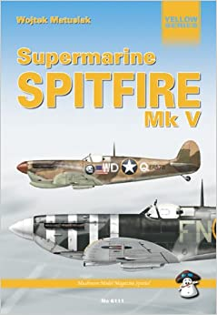 Book Supermarine Spitfire Mk V