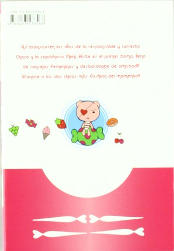 Chocomimi 1 (Shojo Manga) (Spanish Edition)