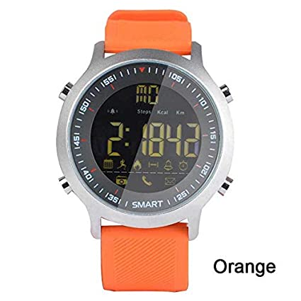 WCPZJS EX18 Sport Smart Watch Ultra Larga Espera Xwatch ...