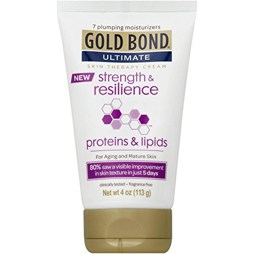 Gold Bond Ultimate Cream, Strength and Resilience, 4 Oz (Pack of 2) 2008 Cream