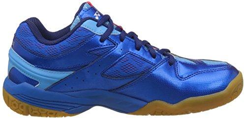 YONEX Power Cushion 34 para hombre bádminton zapatos negro y azul