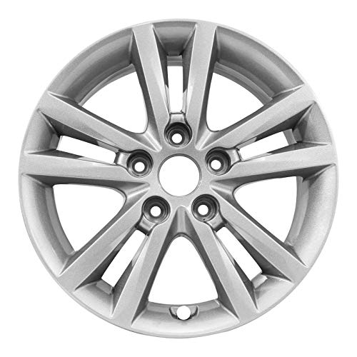 Partsynergy Replacement For New Replica Aluminum Alloy Wheel Rim 16 Inch Fits 15-17 Hyundai Sonata 5-115mm 10 Spokes ()