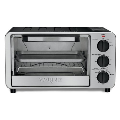 Waring Professional Toaster Brushed Stainless product image