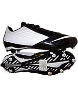Nike Soccer Vapor Speed Low D Cleats Black White Sz 10
