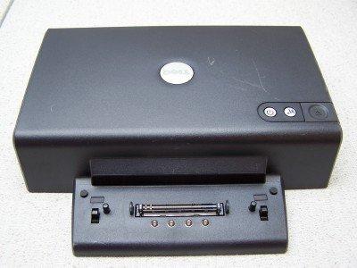 Dell Latitude / Inspiron - D/Dock Advanced Port Replicator for Dell Laptops PD01X by Dell Computers