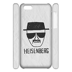 DIY iPhone 5C Case, Zyoux Custom Brand New 3D iPhone 5C Case - Heisenberg