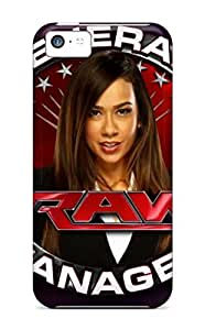 Cute Tpu Mialisabblake Aj Lee Wwe Raw Gm Case Cover For Iphone 5c