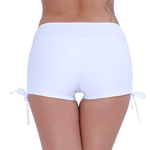 Wholesale Freebily Boy Shorts Women Swim Pants Swimming Bottom Surfing Board Sportswear free shipping