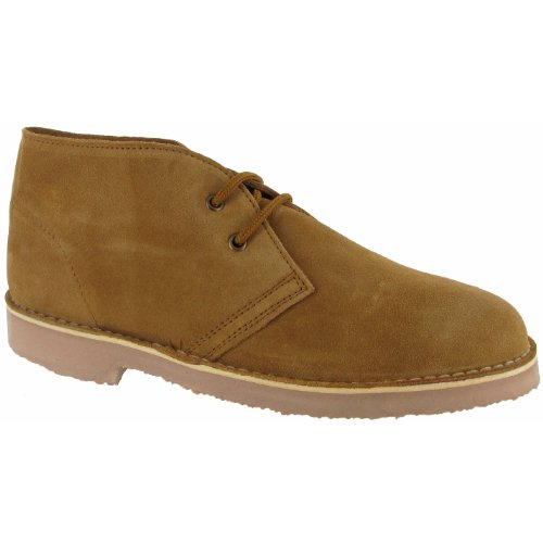 Cotswold Sahara Desert Boot/Mens Boots (15 US) (Taupe)