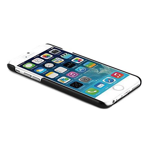 Proporta Étui brillant slim Coque arrière pour iPhone 6Plus–Noir
