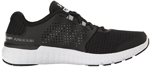 Under Armour Ua Micro G Fuel Rn - Zapatillas de running Hombre Negro (Black)