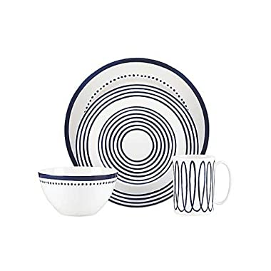 kate spade new york Charlotte Street West 4-piece Place Setting