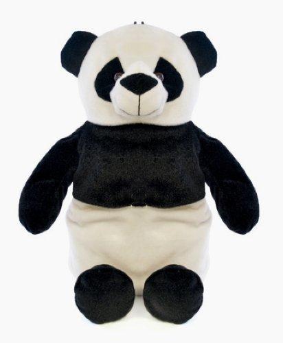Wärmflasche, für Kinder, Tierdesign, 750 ml Panda