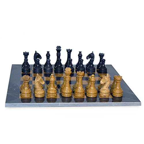 Gold Chess (WorldWise Imports Midas Marble Chess Set, Gold and)