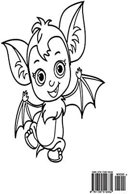 Vampirina Coloring Book Coloring Book For Kids And Adults Activity Book With Fun Easy And Relaxing Coloring Pages By Ivazewa Alexa Amazon Ae