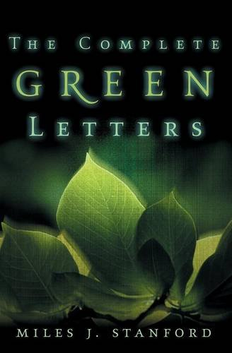 Chafer Green - Complete Green Letters, The
