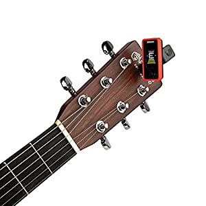 Planet-Waves-PW-CT-17RD-Eclipse-Headstock-Tuner-Red