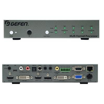 Gefen 1080p Hdmi Scaler - Video Audio Scaler HDMI Disply Electronics Computer Accessories