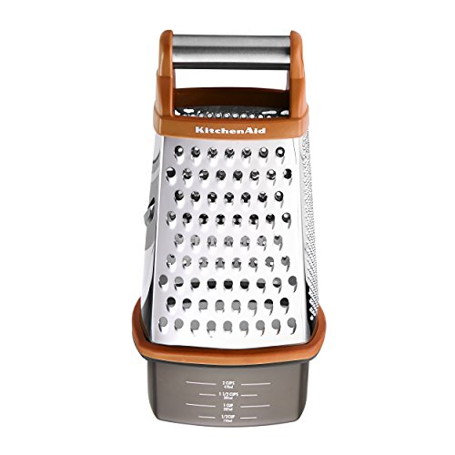 gourmet stainless steel grater