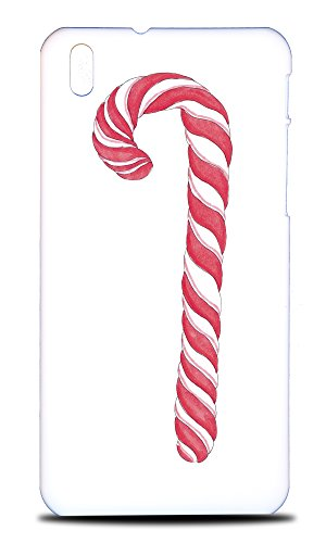 Foxercases Design Christmas Candy Cane Hard Back Case Cover For HTC Desire 816
