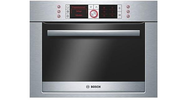 Bosch HBC86K753N - Microondas (Integrado, 42 L, 900 W, Tocar ...