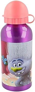 Stor Botella Aluminio 400 ML | Trolls: Amazon.es: Juguetes y juegos