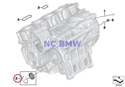 UPC 713194165553, BMW Genuine Engine Block Oil Level Indicator R1100GS R1100R R850 R1100RS R1100S R1100RT R1200C R1200 Montauk R1200C Independent K1 K100RS K1100LT K1100RS K1200LT K1200RS R1200GS R1200GS Adventure HP2